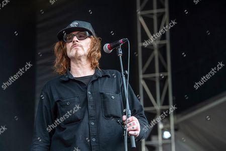 Mark Lanegan performs at the Sonic Temple Art and Music Festival at Mapfre Stadium, in Columbus, Ohio