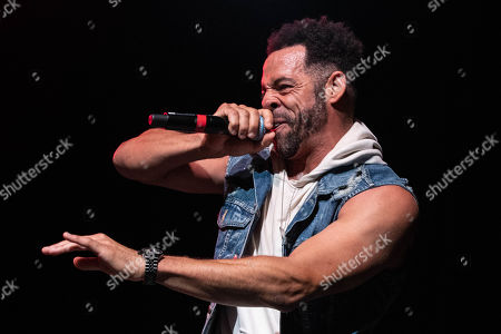 Stock Photo of O-Town - Trevor Penick