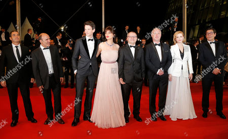 Editorial picture of The Whistlers Premiere - 72nd Cannes Film Festival, France - 18 May 2019