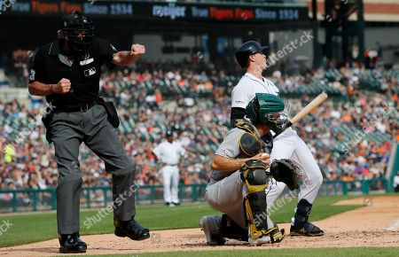 Oakland Athletics v Detriot Tigers