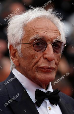 Gerard Darmon arrives for the screening of 'Les Plus Belles Annees d'une Vie' (The Best Years of a Life) during the 72nd annual Cannes Film Festival, in Cannes, France, 18 May 2019. The movie is presented in the Official Competition of the festival which runs from 14 to 25 May.