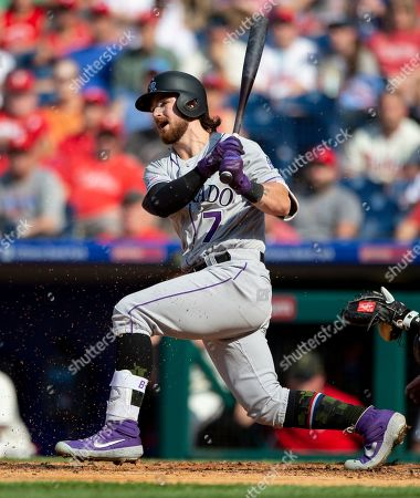 Colorado Rockies v Philadelphia Phillies