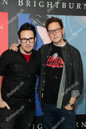David Yarovesky, James Gunn