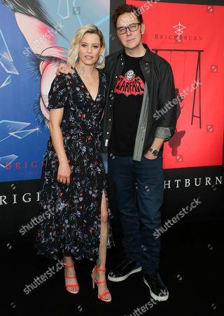 Editorial image of 'Brightburn' film photocall, Los Angeles, USA - 18 May 2019