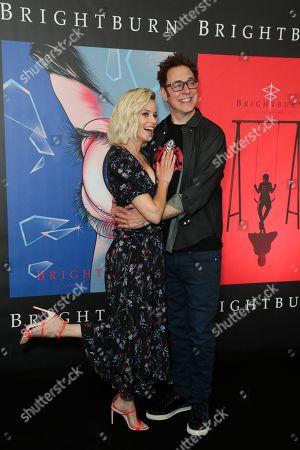 Editorial photo of 'Brightburn' film photocall, Los Angeles, USA - 18 May 2019