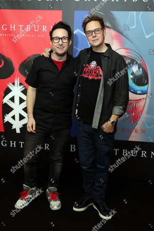 Director David Yarovesky and Producer James Gunn