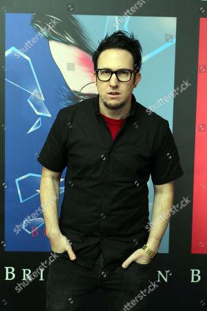 Director David Yarovesky