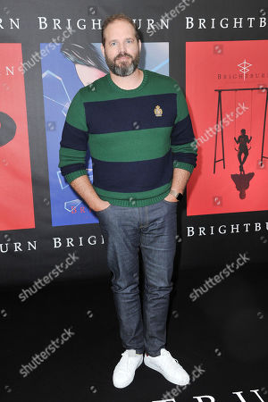 """David Denman attends a photo call for """"Brightburn"""" at the Four Seasons Hotel, in Los Angeles"""