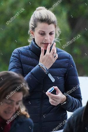 Stock Picture of Athina Onassis