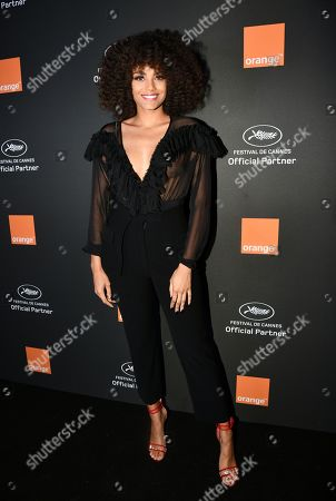 Orange party, 72nd Cannes Film Festival