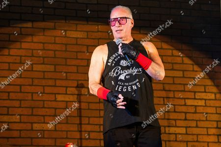 Stock Picture of Andrew Dice Clay performs at the Sonic Temple Art and Music Festival at Mapfre Stadium, in Columbus, Ohio
