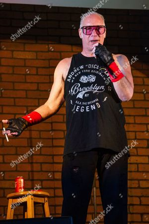 Stock Image of Andrew Dice Clay performs at the Sonic Temple Art and Music Festival at Mapfre Stadium, in Columbus, Ohio
