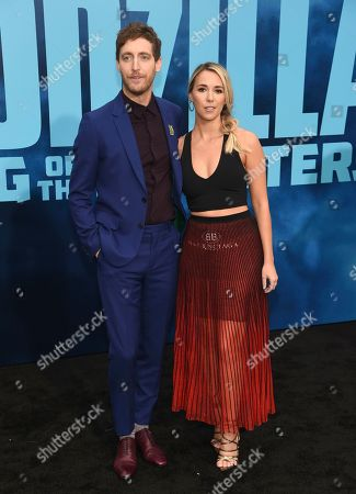 """Editorial photo of LA Premiere of """"Godzilla: King of The Monsters"""", Los Angeles, USA - 18 May 2019"""