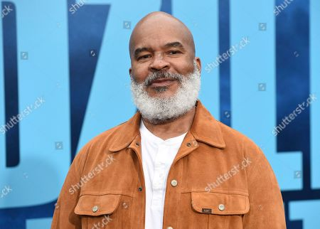 "David Alan Grier arrives at the Los Angeles premiere of ""Godzilla: King of The Monsters"", at the TCL Chinese Theatre"