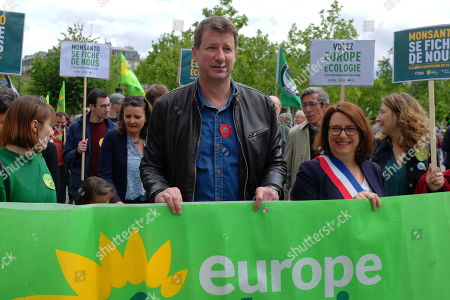 Yannick Jadot, top french ecologist MEP for 2019 European elections