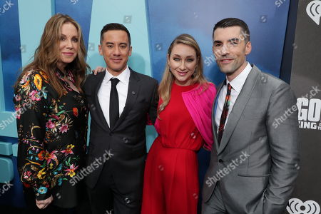 Mary Parent, Producer, Michael Dougherty, Writer/Director, Blair Rich, President, Worldwide Marketing, Warner Bros. Pictures Group and Warner Bros. Home Entertainment, Alex Garcia, Producer,