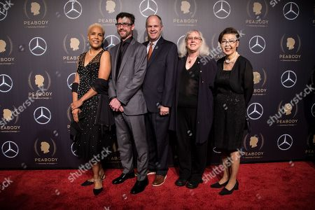 Editorial picture of Peabody Awards 2019 - Red Carpet, New York, USA - 18 May 2019
