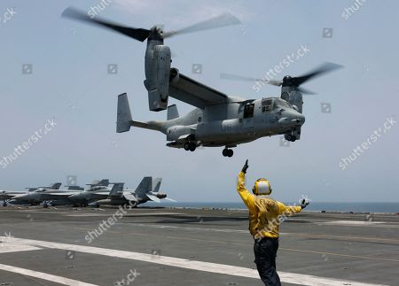 Editorial photo of Persian Gulf Tensions - 17 May 2019