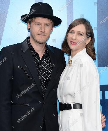 Vera Farmiga and husband Renn Hawkey