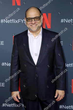 "Stock Picture of Howard J. Morris arrives at the ""Grace and Frankie"" FYC event at the Netflix FYSEE at the Raleigh Studios, in Los Angeles"
