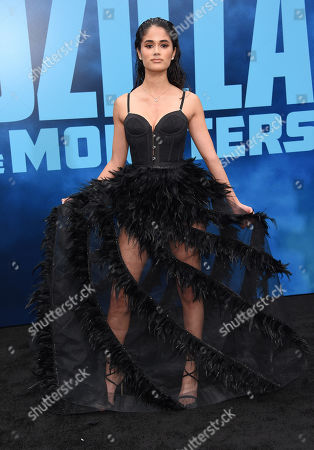 Editorial image of 'Godzilla: King of The Monsters' film premiere, Arrivals, TCL Chinese Theatre, Los Angeles, USA - 18 May 2019