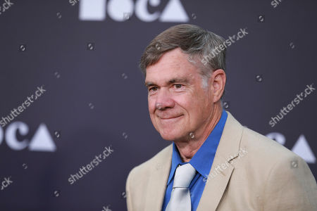 Gus Van Sant attends the 2019 MOCA benefit at the Geffen Contemporary, in Los Angeles