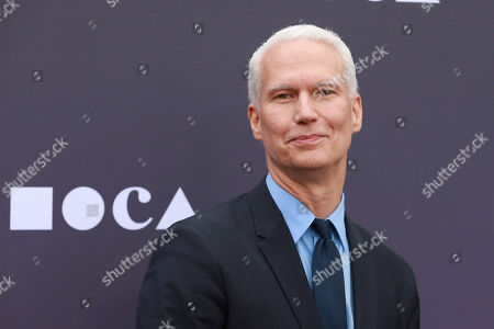 Stock Picture of Klaus Biesenbach attends the 2019 MOCA benefit at the Geffen Contemporary on in Los Angeles