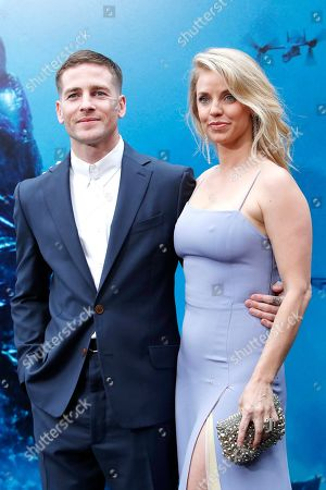 Editorial image of Premiere of Warner Bros' Godzilla: King of The Monsters, Los Angeles, USA - 18 May 2019