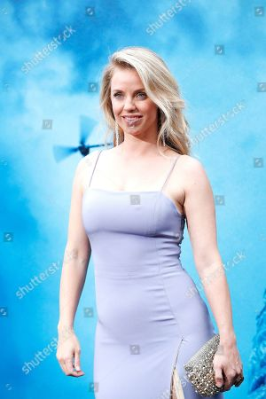 Kelli Garner arrives for the premiere of Warner Bros 'Godzilla: King of The Monsters' at the TCL Chinese Theatre IMAX in Hollywood, Los Angeles, California, USA, 18 May 2019. The movie opens in US theaters on 31 May 2019.