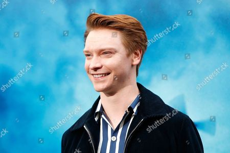 Calum Worthy arrives for the premiere of Warner Bros 'Godzilla: King of The Monsters' at the TCL Chinese Theatre IMAX in Hollywood, Los Angeles, California, USA, 18 May 2019. The movie opens in US theaters on 31 May 2019.