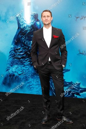 Stock Photo of Jonathan Howard arrives for the premiere of Warner Bros 'Godzilla: King of The Monsters' at the TCL Chinese Theatre IMAX in Hollywood, Los Angeles, California, USA, 18 May 2019. The movie opens in US theaters on 31 May 2019.