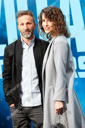 Editorial photo of Premiere of Warner Bros' Godzilla: King of The Monsters, Los Angeles, USA - 18 May 2019