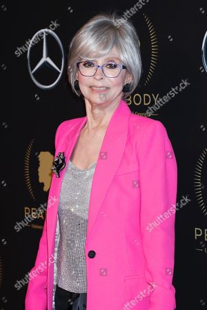 Editorial picture of 78th Annual Peabody Awards, Arrivals, New York, USA - 18 May 2019