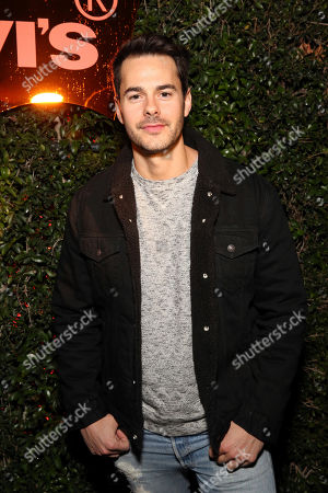 Jayson Blair seen at the Levi's 501 Day Hosted by Hailey Bieber and Heron Preston, in West Hollywood, Calif