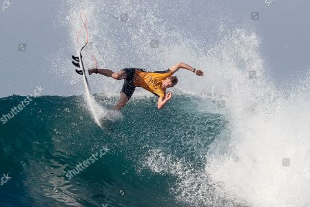 Editorial picture of Surfing WSL - Corona Bali Protected, Gianyar, Indonesia - 19 May 2019