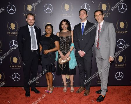 Stock Photo of Hugo Berkeley, Brittany Clemons, Julie Anderson, Benjamin Phelps, Stephen Segaller