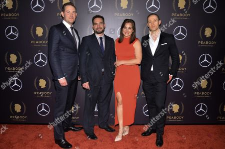 Editorial image of 78th Annual Peabody Awards, Arrivals, New York, USA - 18 May 2019