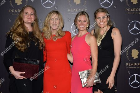 Editorial photo of 78th Annual Peabody Awards, Arrivals, New York, USA - 18 May 2019