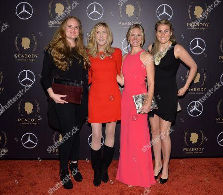 Kimberly Brown, Katie Walsh, Maura Mandt, Rebecca Gitlitz