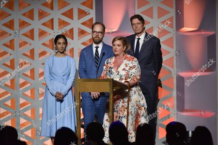 Editorial image of 78th Annual Peabody Awards, Show, New York, USA - 18 May 2019