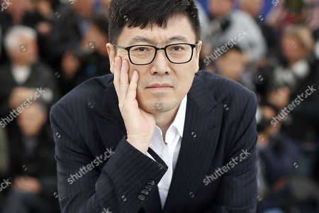 Diao Yinan poses during the photocall for 'Nan Fang Che Zhan De Ju Hui' (The Wild Goose Lake) at the 72nd annual Cannes Film Festival, in Cannes, France, 19 May 2019. The movie is presented in the Official Competition of the festival which runs from 14 to 25 May.