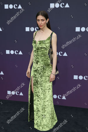 Editorial image of 2019 MOCA Benefit, Los Angeles, USA - 18 May 2019