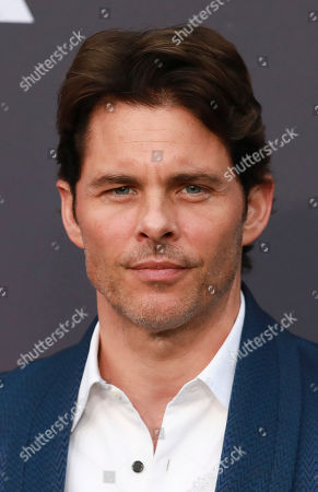 James Marsden attend the 2019 MOCA benefit at the Geffen Contemporary on in Los Angeles