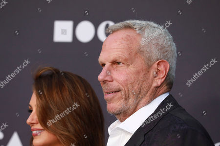 Dana Norris, Steve Tisch. Dana Norris and Steve Tisch attend the 2019 MOCA benefit at the Geffen Contemporary on in Los Angeles