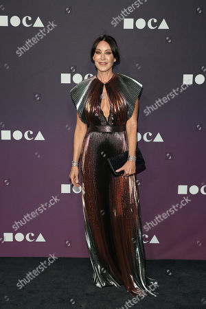 Tamara Mellon attends the 2019 MOCA benefit at the Geffen Contemporary on in Los Angeles