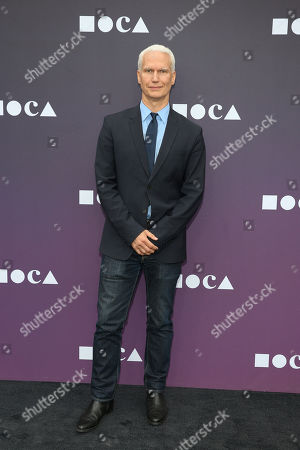 Klaus Biesenbach attends the 2019 MOCA benefit at the Geffen Contemporary on in Los Angeles