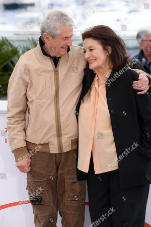 Editorial picture of 'The Best Years of a Life' photocall, 72nd Cannes Film Festival, France - 19 May 2019