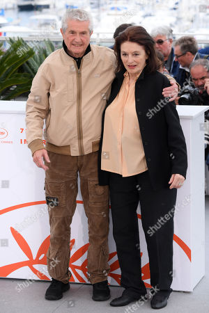 Editorial photo of 'The Best Years of a Life' photocall, 72nd Cannes Film Festival, France - 19 May 2019