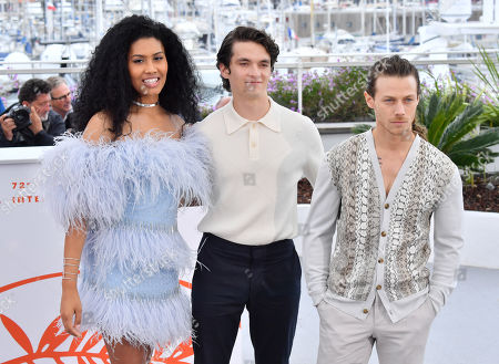 Editorial image of 'Port Authority' photocall, 72nd Cannes Film Festival, France - 19 May 2019