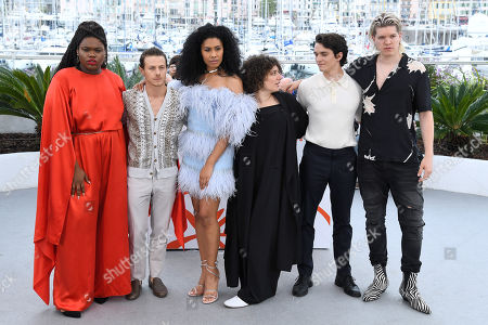 Editorial picture of 'Port Authority' photocall, 72nd Cannes Film Festival, France - 19 May 2019
